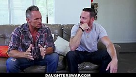 DaughterSwap- Hot Daughters Hypnotized By Dads Free Porn
