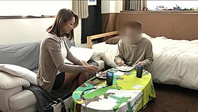 Voyeur Cam Japanese Housewife Visited My House